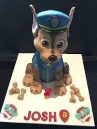 chase paw patrol cake topper tutorial