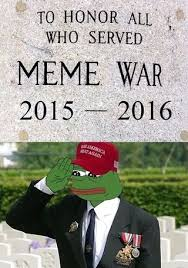 All Of The Meme - the great meme war encyclopedia dramatica