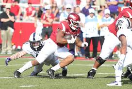 Arkansas traveling teams images Arkansas rb devwah whaley shoots down speculation says he 39 s 39 set jpg