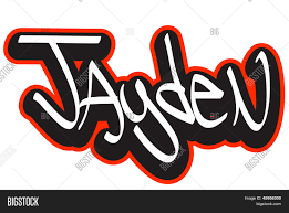 Name Style Design by Jayden Graffiti Font Style Name Hip Hop Design Template For T
