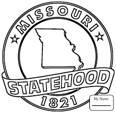missouri map coloring pages missouri map countries cultures missouri coloring pages mycoloring7