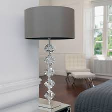 Large Table Lamps For Living Room Dining Room Furniture Tiffany Style Table Lamp With Colored