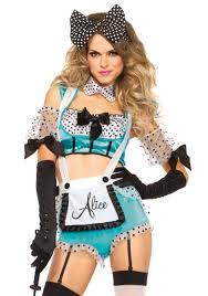vixen pin up alice in wonderland halloween costume