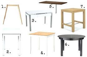 ikea table cuisine blanche table haute blanc table de cuisine ikea blanc gallery of superb