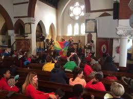 what is harvest thanksgiving bermondsey vicar