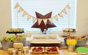 country themed baby shower creative mommas country themed baby shower