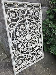 easy wall vintage grate this would be beautiful on a big