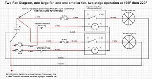 wiring a dual speed fan chevelle tech