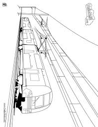 train coloring pages old steam train getting in the train