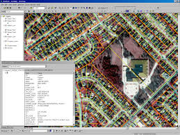 Tax Map Gis Map Friendswood Texas Satellite Imaging Corp