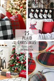 plaid christmas a perfectly plaid christmas tidbits
