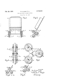 Rotating Stair Machine by Patent Us2736564 Curb And Stair Climber Device Google Patents