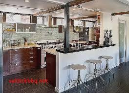 deco maison cuisine ouverte cuisine appartement moderne pour idees de deco de cuisine