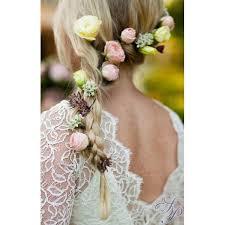 fleurs cheveux mariage bleue à piquer cheveux coiffure mariage fleurs accessoire