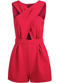 Red Jumpsuits For Ladies Best 25 Red Romper Ideas On Pinterest Summer Romper Red