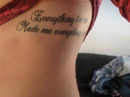 everything i am u2013 tattoo picture at checkoutmyink com