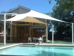 Triangle Awnings Canopies 5m Triangular Shade Sail Equilateral Triangle