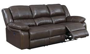 Brown Recliner Sofa Living Room Furniture Reclining The Dump America S Furniture