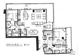 architect floor plans floor plans forte for retired architect merv weinstein