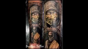 tattoo scorpion youtube