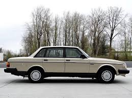 classic volvo sedan the volvo 240 u2013 a cult and personality second daily classics