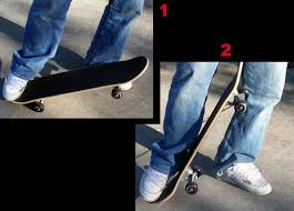 skateboarding how to do a no comply trick