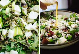 favorite green salad recipe cookie and kate