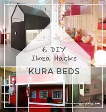 Ikea Kura Designjoyblog 6 Diy Ikea Kura Hacks Design Joy