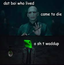 Da Best Memes - 44 best exles of the dat boi meme smosh