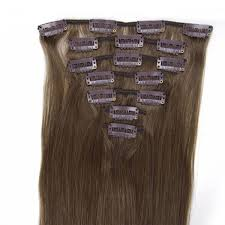 clip in human hair extensions 32 inch clip in real human hair extensions 8 ash