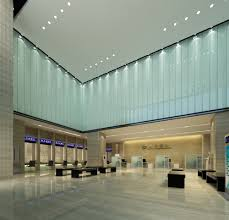 modern bank interior 3d cgtrader
