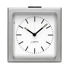 Desk Alarm Clock Leff Amsterdam Clocks Goingdecor