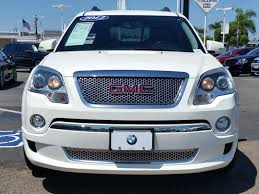 2012 used gmc acadia fwd 4dr denali at bmw north scottsdale
