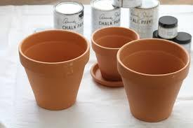 modishly naturopathic diy u0027vintage look u0027 terracotta pots