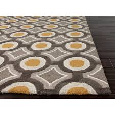 Area Rug 5x7 Gray And Yellow Area Rug Visionexchange Co