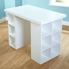 counter height craft table counter height craft desk tall craft table high craft table