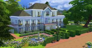 Home Design Software Like Sims Mod The Sims 2 Mansion Castle Lane 4 Bedroom 4 Bathroom Mansion