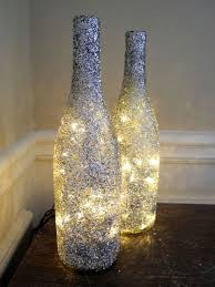 Bottle Decoration For Christmas by Top 40 Christmas Decoration With String Lights Christmas