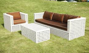 Relax With White Wicker Outdoor Furniture All Home Decorations - White wicker outdoor furniture