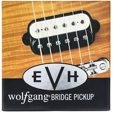 evh wolfgang bridge pickup black white u2013 eddie van halen merch
