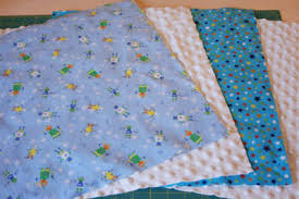 diy blanket small baby security blanket diy tutorial one crafty home