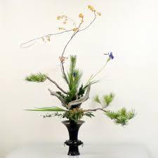 Japanese Flower Artwork - japanese flower arrangements ikenobo ikebana japanese flower art