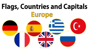 Logo Quiz World Flags World Flags Quiz Flags And Capital Europe Youtube