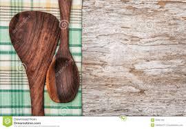kitchen utensils on the old wood background stock image image