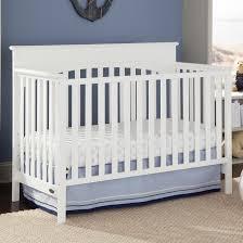 Graco Charleston Classic Convertible Crib Classic White Graco Wayfair