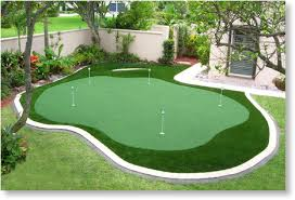 Building A Backyard Putting Green Diy Backyard Putting Green Large And Beautiful Photos Photo To