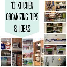 ideas for kitchen organization 10 kitchen organizing tips ideas