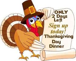members thanksgiving pot luck dinner alameda elks