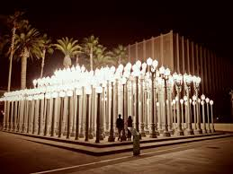 light display los angeles you can spend hours browsing the 120 000 works of art spanning from