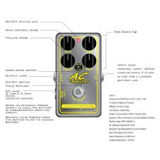 polytune 2 manual xotic ac comp guitar effect pedal pro audio land